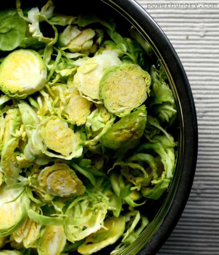 shredded brussels salad 2