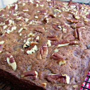 One-Bowl Banana Buckwheat Cake (gluten-free)
