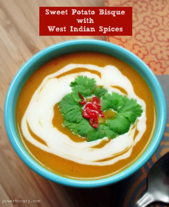 sweet potato and coconut soup 001
