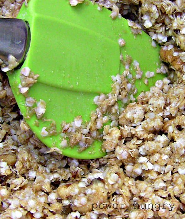 2012 quinoa granola 2