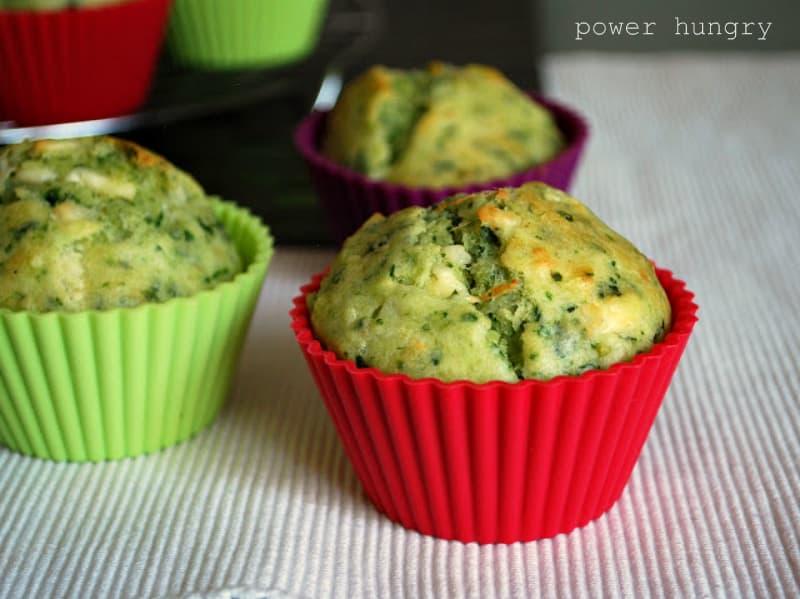 broccoli muffins 1