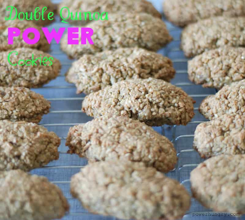 double quinoa cookies 2