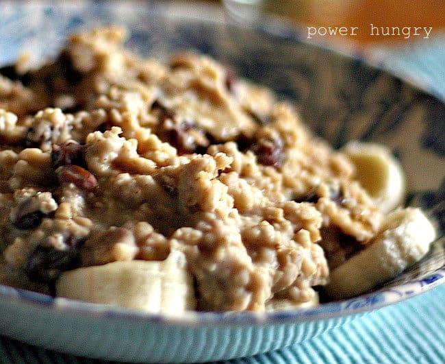 cinnamon raisin buckwheat cereal 1