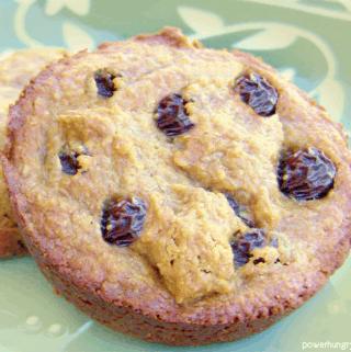 100% Flax Breakfast Cookies {grain-free, vegan, oil-free}