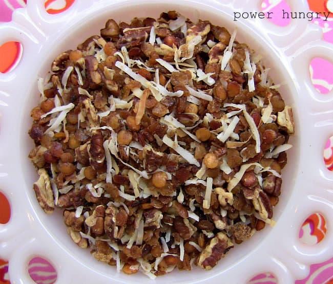 lentil granola 2