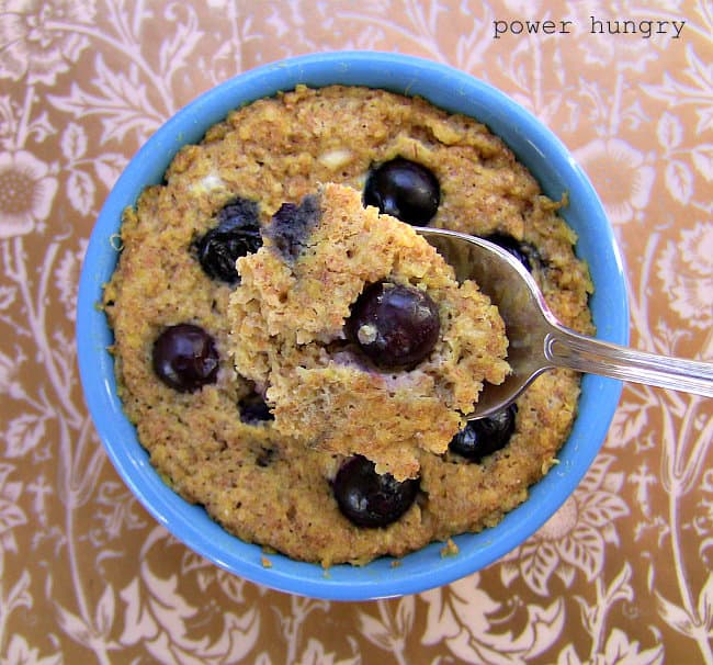 blueberry mug muffin 1