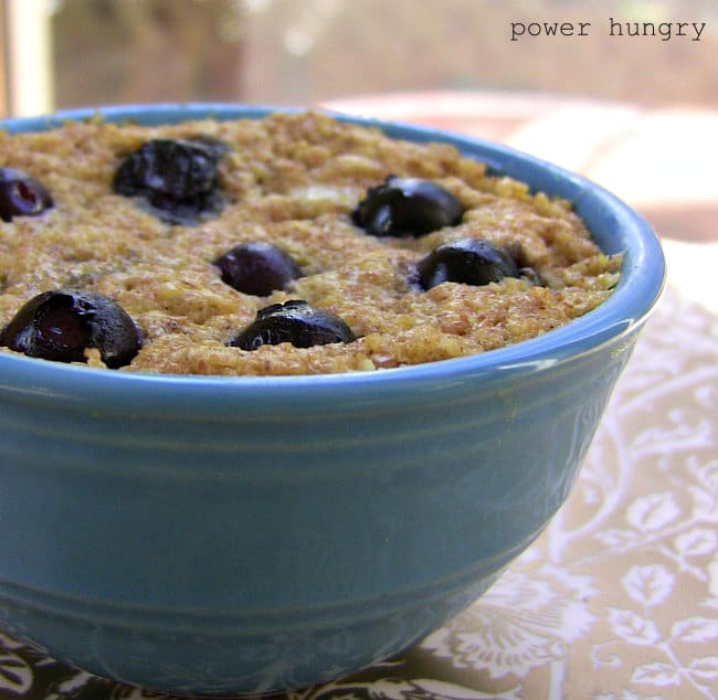 blueberry mug muffin 2