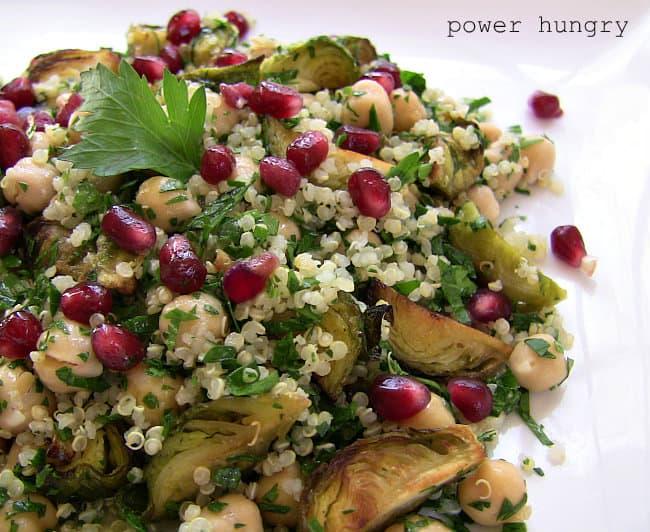 br sprouts quinoa salad 3