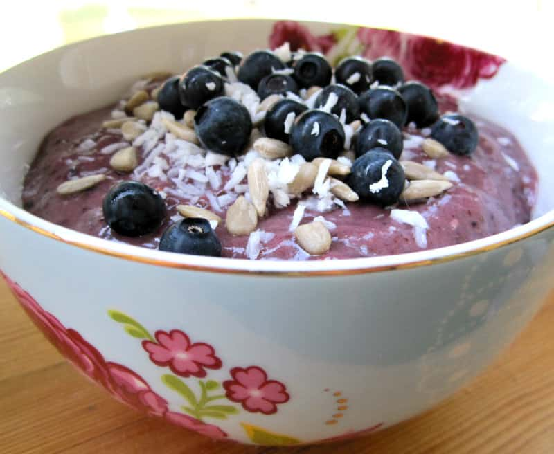 chia blueberry pudding 3