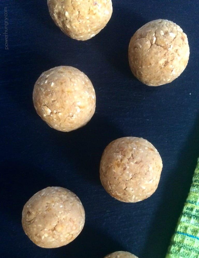 apricot protein truffles 2