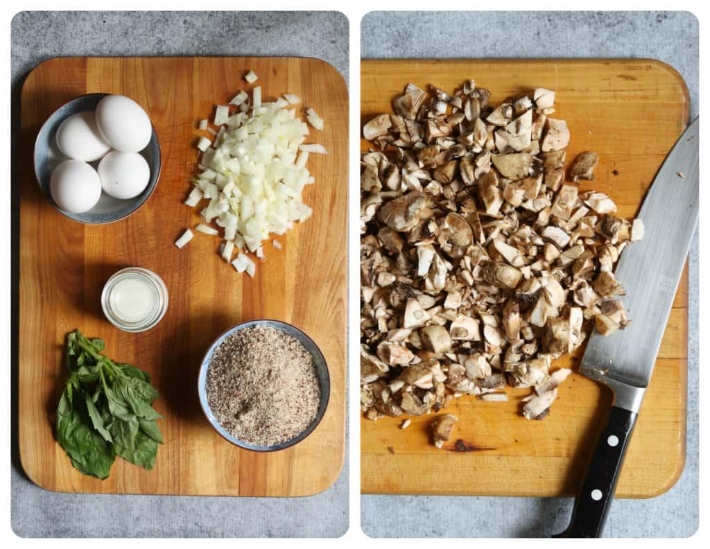 mushroommuffin collage