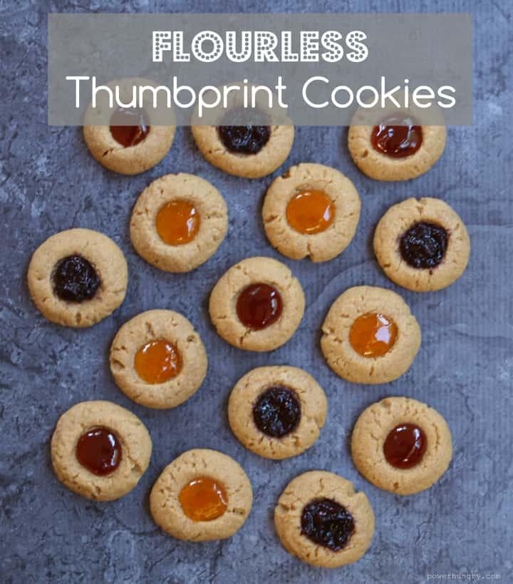 flourless thumbprints 2