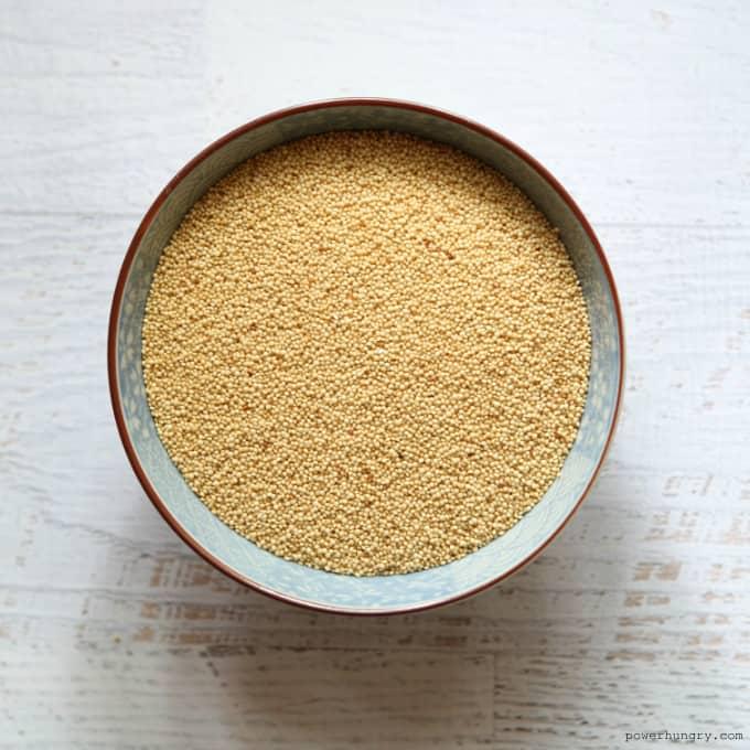 amaranth porridge 2