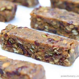Chickpea-Pepita Protein Bars {Gluten-Free, Grain-Free, Vegan}