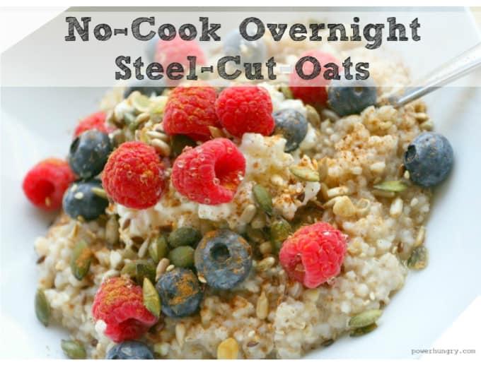 overnight steel cut oats 1