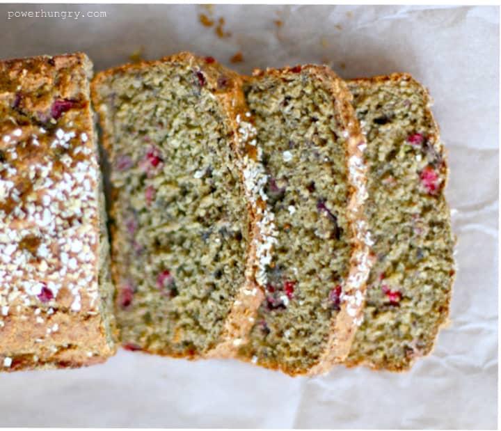 oat chickpea cherry bread 3