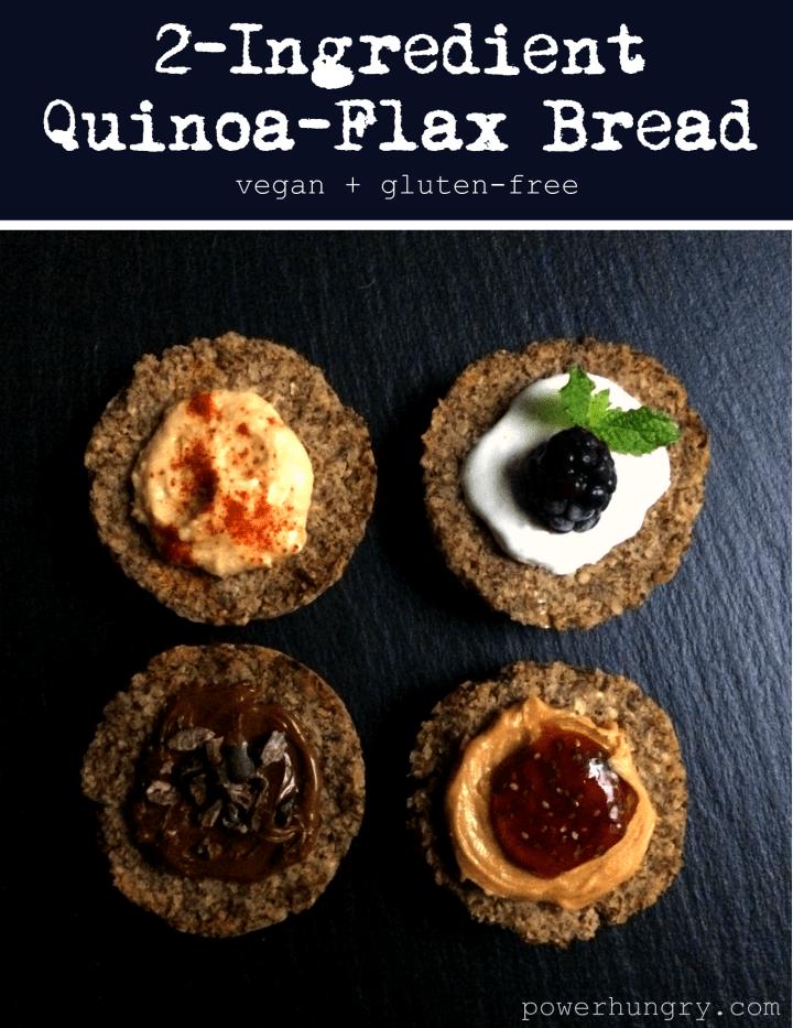 flax quinoa bread 1
