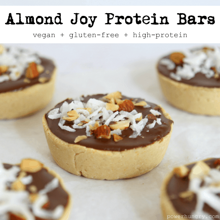 almond joy pucks 1