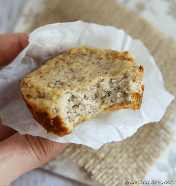 Coconut Flour Cauliflower Bread Vegan Grainfree Paleo