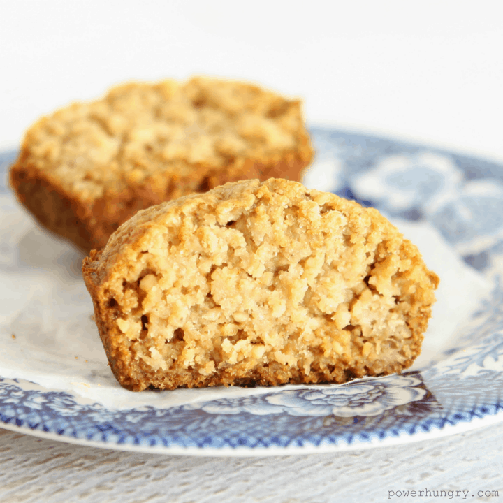 oat cashew blender muffins 3