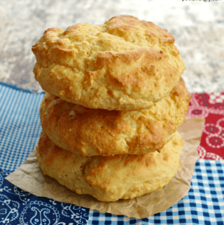 Mind-Blowing Biscuits {Grain-Free, Vegan, Oil-Free, Easy}