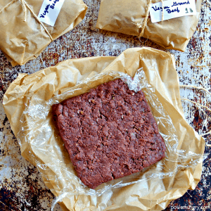 Vegan Ground Beef {Grain-Free, Soy-Free, High-Protein}