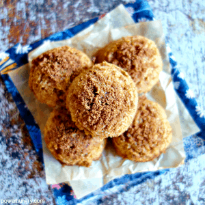 Sweet Potato Almond Flour Cookies {vegan, grain-free, paleo}